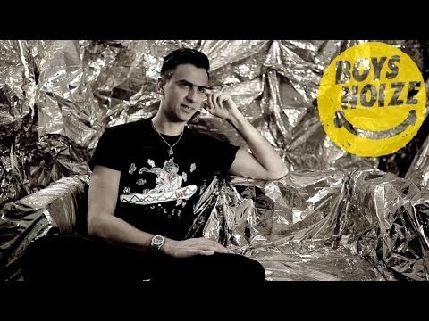 BOYS NOIZE - Out Of The Black - Track By Track (INTERVIEW)