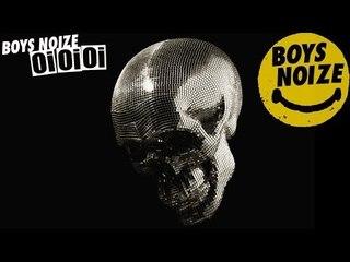 BOYS NOIZE - Shine Shine 'Oi Oi Oi' Album