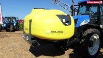 Pulvérisation : Arland, un concept découplé pour du bas volume