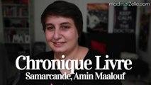 Samarcande (Amin Maalouf) - Chronique Livre