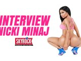 Interview Nicki Minaj [ Skyrock ]