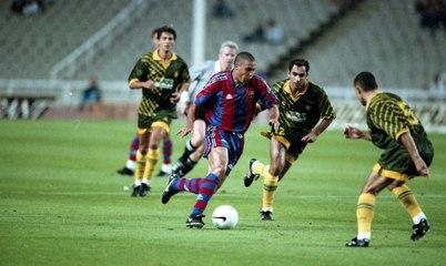 UEFA Cup winners Cup (Recopa) 1996/97: FCB