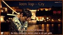 Teen Top - Cry k-pop [german sub] Mini Album - TEEN TOP EXITO