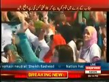 Sheikh Rasheed Blasted Speech In Azadi March (13th September 2014)