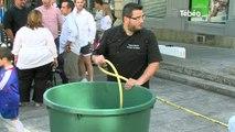 Ice Bucket Challenge : Plus de 3000 vues pour le chef Berton