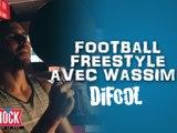 Football freestyle dans la Radio Libre de Difool !