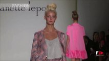 """""""NANETTE LEPORE"""" Spring Summer 2015 New York by Fashion Channel"""