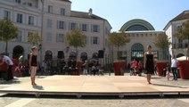 Démonstrations de danse Studio de danse Graine d'étoile - BBVE Place de Toscane 77700 Serris 13 septembre 2014 4 eme partie