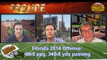 Florida Gators vs. Alabama Crimson Tide Free SEC Football Pick, September 20, 2014