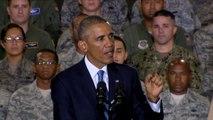 Pas de soldats américains au combat en Irak, insiste Obama