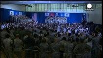 اوباما: نیروهای آمریکایی در عملیات رزمی علیه «دولت اسلامی» شرکت نخواهند کرد