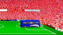 Kaos Bola   MOURINHO PARKS THE CHELSEA BUS (SONG) by 442oons