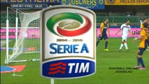 Hellas Verona 2 - 1 Palermo __ Full Match Highlights - Serie A