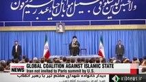 Iran dismisses U.S.-led global coalition against IS militants