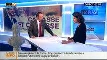 Politique Première: Vote de confiance: Manuel Valls durcit le ton face aux députés frondeurs – 16/09