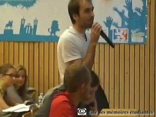 Intervention de Paul Bouchet lors du Congrès de la FAGE 2013