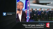 Zapping TV : quand Laurent Ruquier défend François Hollande