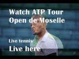 watch grand slam ATP Tour Open de Moselle live tennis online
