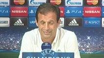 Juve, Allegri: 'Competitivi in campionato e Champions, nel calcio nulla è proibitivo...'