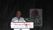 Discours de Fabrice Roussel - Fête de la rose de Préfailles 2014