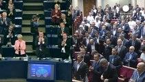 AP ve Ukrayna Parlamentosu Ortaklık Anlaşması'nı onayladı