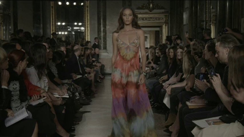 Emilio Pucci Spring Summer 2015 Fashion Show