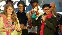 Sanngto Aika Music Launch - Upcoming Marathi Movie - Salman Khan, Sachin Pilgaonkar