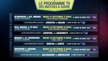 Dortmund, Juventus, Monaco, Real Madrid... Le programme TV des matches de Ligue des Champions du jour !