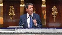 """Manuel Valls répond au Medef : """"Nous ne faisons pas de l'austérité !"""""""