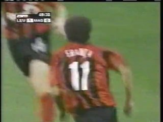 Bayer Leverkusen 3 Real Madrid 0 (Champions League 15th September 2004)