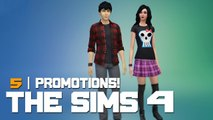 The Sims 4 PC Let's Play :: Part 5 - Promotions!