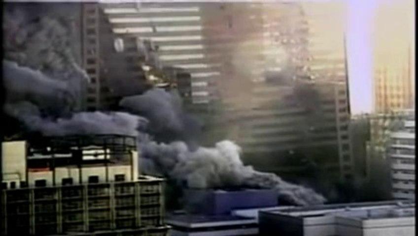 WTC7 Window Shot - Slow Motion - NIST FOIA