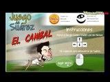 LUIS SUAREZ BITE GAME  - EL JUEGO DE LA MORDIDA DE LUIS SUAREZ