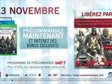 Assassin's Creed Unity : Paris s'ouvre à la coopération en vidéo