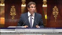 """Pour Christian Jacob, les jours de Manuel Valls """"sont comptés"""""""