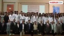 """Sıtkı Koçman Üniversitesi'nde """"Beyaz Önlük Giyme"""" töreni -"""