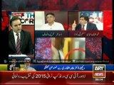 Asad Umer(PTI) Excellent Reply To Hanif Abbasi(PMLN)
