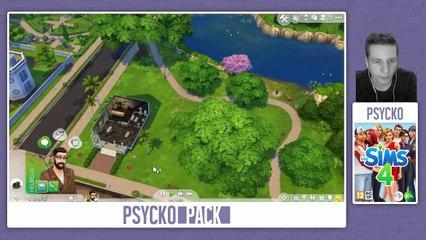 Psyckopack - sur Sims 4 et TF2 [16/09]