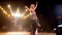Ojos Asi - Shakira Belly Dance - Live in Paris - HD Video