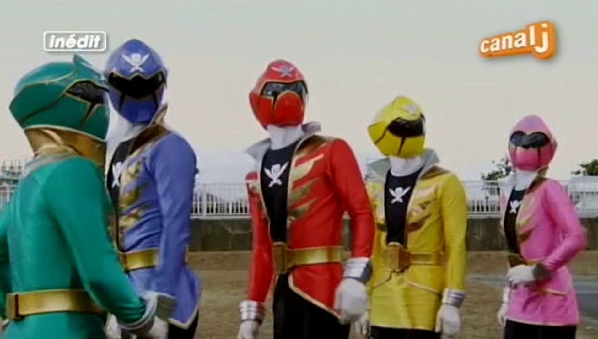 Power Rangers Super Megaforce 01 Vf