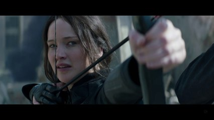 The Hunger Games: Mockingjay - Part 1 - Trailer 2 for The Hunger Games: Mockingjay - Part 1