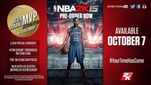 NBA 2K15 LeBron James Cleveland Cavaliers Trailer - PS4-Xbox One
