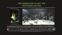 Alien Isolation   How Will You Survive Trailer - PS4-Xbox One