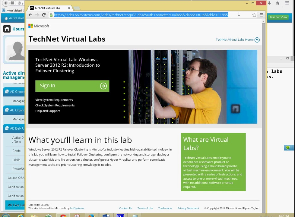 Active Directory Project Lab