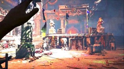The Arena Mode Trailer de FIFA 15