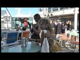 Napoli - La nave da crociera piu grande del mondo -live- (16.09.14)
