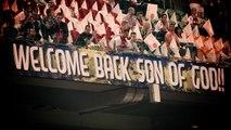 """Ajax-PSG : Zlatan Ibrahimovic revient sur sa banderole """" Son of God """""""