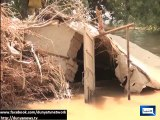 Dunya News - Water level continues to rise at Guddu barrage; low-lying areas inundated