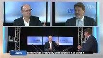 VOtv L'Invité : Michel Jonquières, président du Mouvement des entreprises du Val d'Oise
