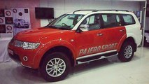 Mitsubishi Pajero Sport Limited Edition Launched In India !